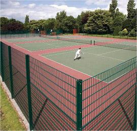 Ограджения для теннисного корта