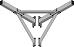 угловой кронштейн для сетки